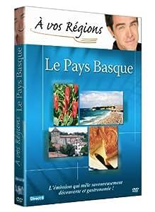 A vos regions ! pays basque [Francia] [DVD]