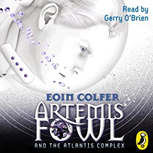 Artemis Fowl and the Atlantis Complex Audiobook