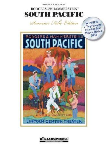 South Pacific Souvenir Folio (Songbook)