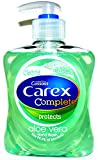 Cussons Carex Complete Anti Bacterial Hand Wash Kills 99% Of Bacteria (Aloe Vera)