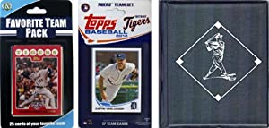 MLB Detroit Tigers Licensed 2013 Topps Team Set with Favorite Player Trading Cards... by C&I Collectables