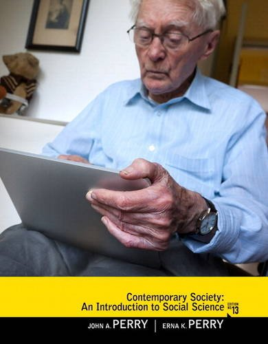 Contemporary Society: An Introduction to Social Science Plus MySearchLab with eText -- Access Card Package (13th Edition