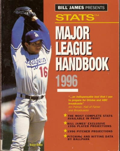 Bill James Presents...Stats Major League Handbook 1996