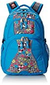 High Sierra Swerve Backpack, Blue Pat…