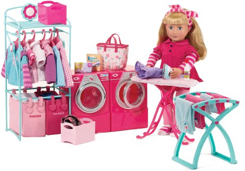 "Our Generation Contemporary Laundry Set For 18"" Dolls front-907050"
