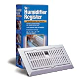 WEB WHUMREG Humidifier Register