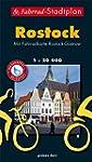 Fahrrad-Stadtplan Rostock: Mit Fahrra...