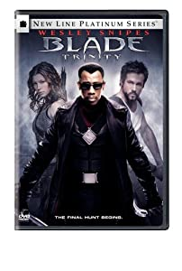 Blade: Trinity (Widescreen/Full Screen Edition) [Import]