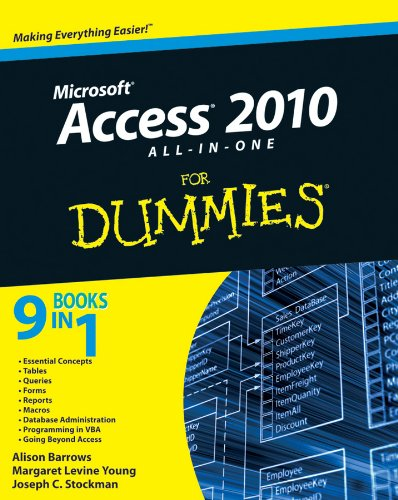 Download Access 2010 All-in-One For Dummies