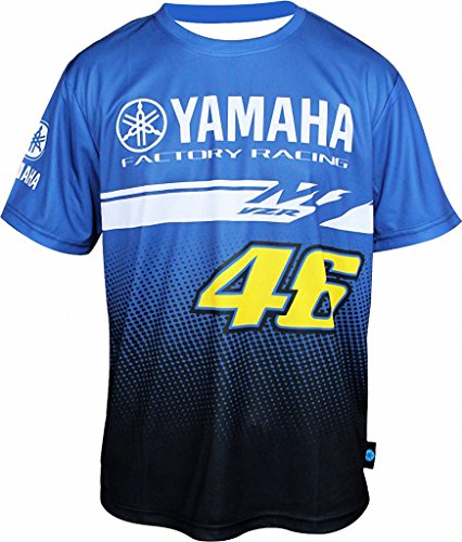 motogp yamaha quick dry herren t shirts s xxl. Black Bedroom Furniture Sets. Home Design Ideas