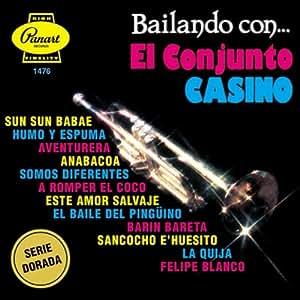 Conjunto Casino - Bailando Con - Amazon.com Music