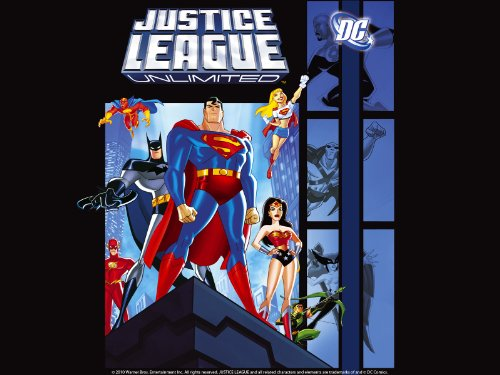 Justice League Unlimited Season 2 - Season 2