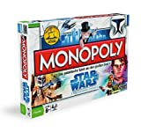 Toy - Hasbro 04351100 - Monopoly Star Wars