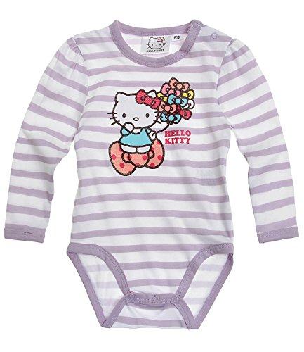 Hello Kitty Babies Body neonato - viola - 18M