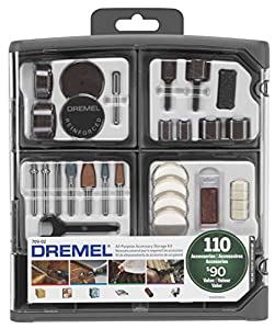 Dremel 709-02 110 pc Super Accessory Kit