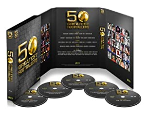 Football's Greatest - 50 Greatest Footballers [DVD]