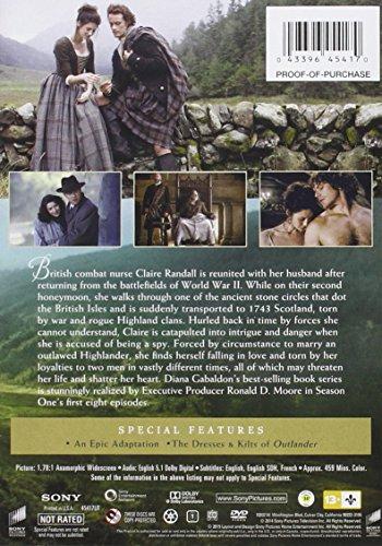 Outlander-Season-One-Volume-One