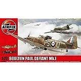 Airfix 1:72 Scale Boulton Paul Defiant Mk.1 Model Kit