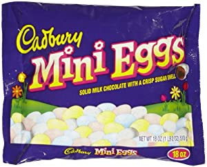 Cadbury Cadbury Candy Coated Mini Eggs Big Bag-18 oz