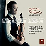 Bach: Concertos pour Violon - Vasks: Distant Light