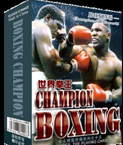 Treasure Mart ボクシング歴代チャンピオン トランプ コレクターズアイテム Boxing