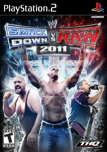 51h9fRnVzyL Reviews WWE Smackdown vs Raw 2011