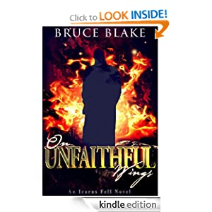 On Unfaithful Wings (Icarus Fell #1) (An Icarus Fell Novel)
