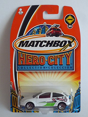 MATCHBOX 2003 Hero City #55 Ford Focus