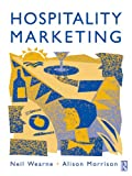 img - for Hospitality Marketing book / textbook / text book