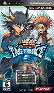 Yu-Gi-Oh! 5D's Tag Force 5 - Sony PSP from Konami