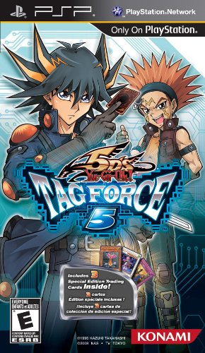 Yu-Gi-Oh 5Ds Tag Force 5