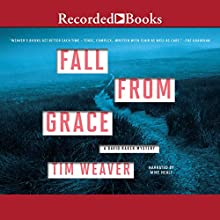 Fall from Grace Audiobook by Tim Weaver Narrated by Mike Healy