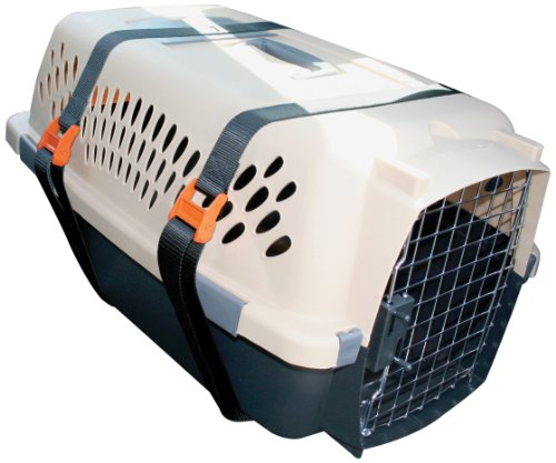 Kurgo Carrier Keeper Pet Crate Retraint, Black