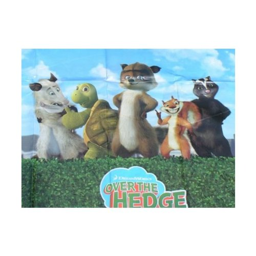 Over the Hedge Table Cover