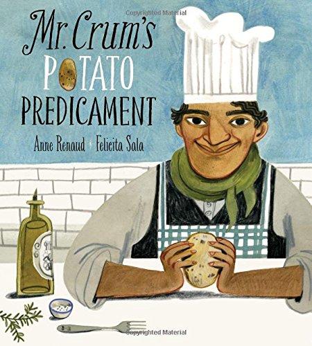 Book Cover: Mr. Crum's Potato Predicament