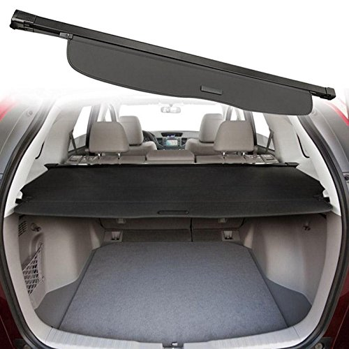 Auxmart Cargo Cover for 2012-2016 Honda CRV CR-V Trunk Shielding Shade (Honda Crv Accessory compare prices)