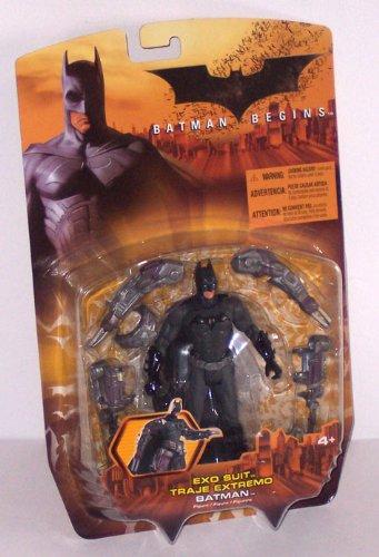 Batman Begins EXO SUIT Batman at Gotham City Store