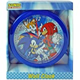 "Sonic the Hedgehog Wall Clock (10"")"