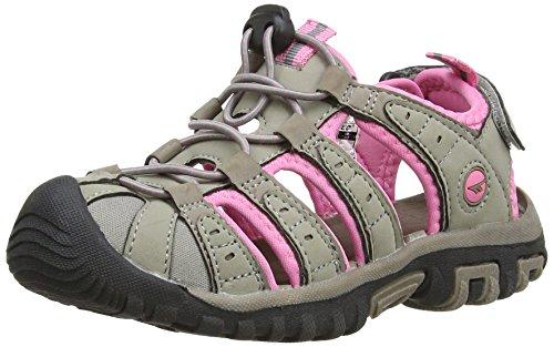 hi-tec-shore-scarpe-unisex-bambinis-colore-grigio-grey-warm-grey-bubblicious-taglia-37-eu-5-uk