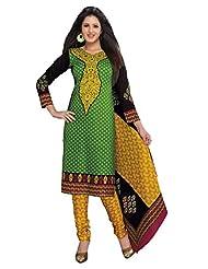 AASRI Women Cotton Unstitched Salwar Suit - B015N8PEKY