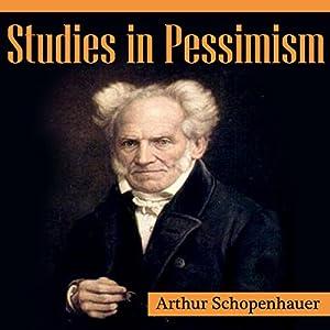 Studies in Pessimism Audiobook