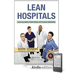 "Frequently Highlighted Passages in ""Lean Hospitals"""