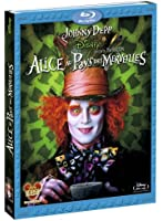 Alice au Pays des Merveilles, le film [Blu-ray]