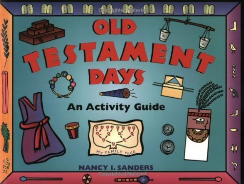 Old Testament Days: An Activity Guide (Hands-On History) (Old Testament For Kids compare prices)