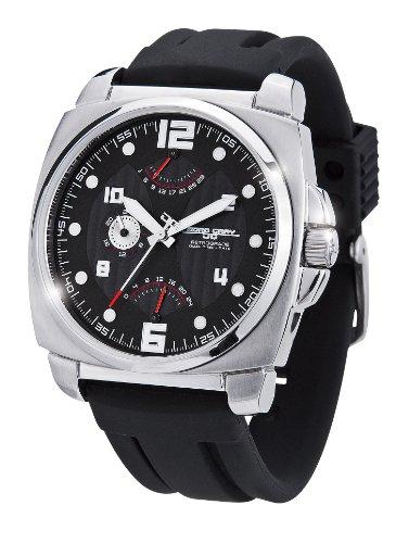 Jorg-Gray-JG1040-20-Montre-Homme-Quartz-Analogique-Bracelet-Silicone-Noir