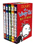 Book - Diary of a Wimpy Kid Box of Books (1-5)