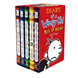 Diary of a Wimpy Kid Box of Books ~ Jeff Kinney