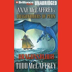 Dragonsblood: Dragonriders of Pern | [Todd McCaffrey]