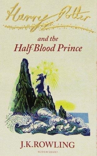 Harry Potter Book Half Blood Prince Pdf ~ Harry potter and the half blood prince by j k rowling
