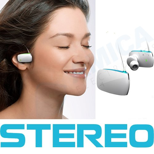 Bluetooth stereo headset. Superb sound, perfect fit, sleek design, water resistant for HTC. Package also include a Free Wall and a Car Charger AVTALK Bluetooth Headsets autotags B008A3YBZE